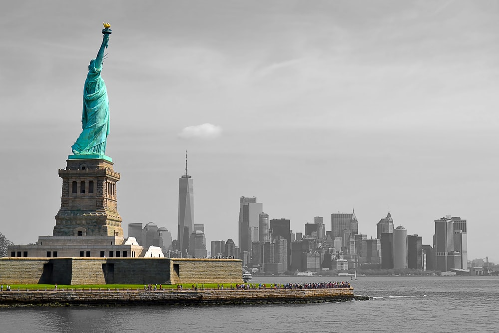 Statue of Liberty during daytime