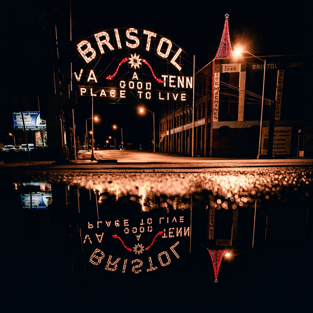 Bristol signage