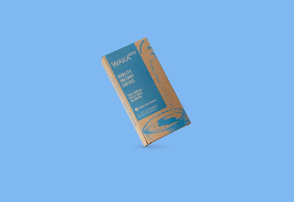 Waka Quality Instant Coffee box