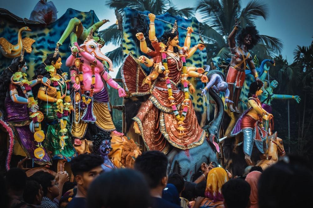 Hindu Deity statue
