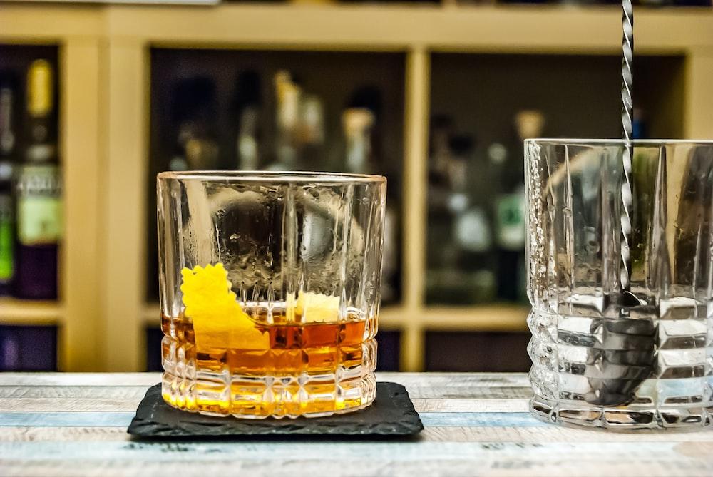 Wiskey Glass
