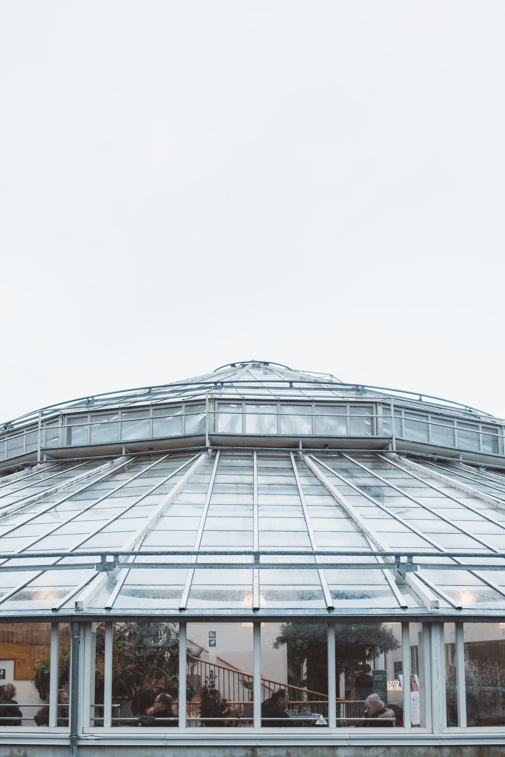 clear glass building during daytime