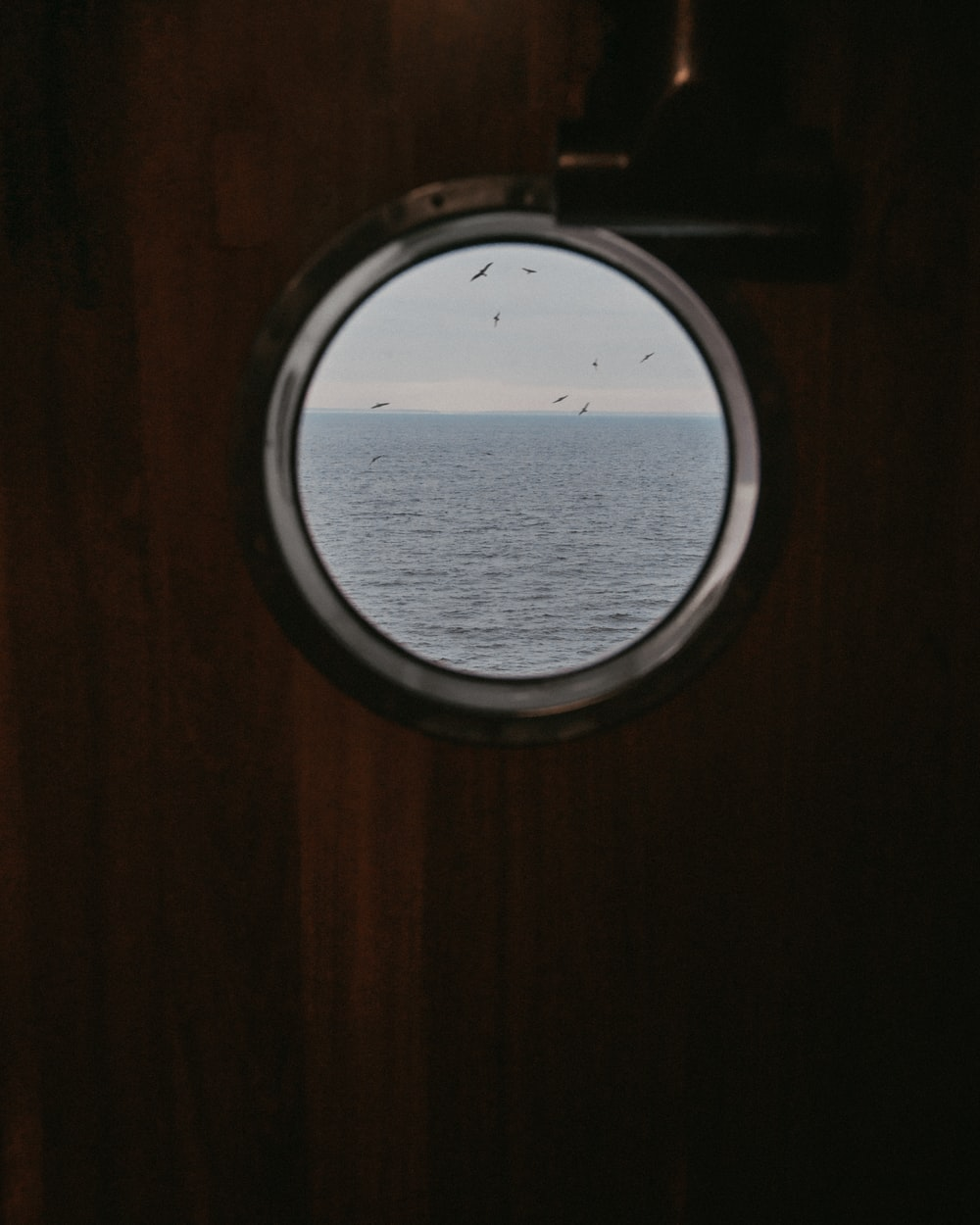 ship window