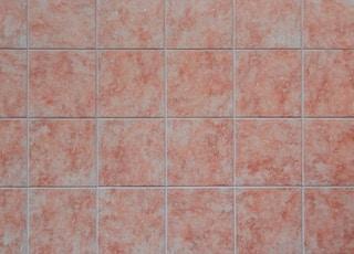 maroon ceramic tiles
