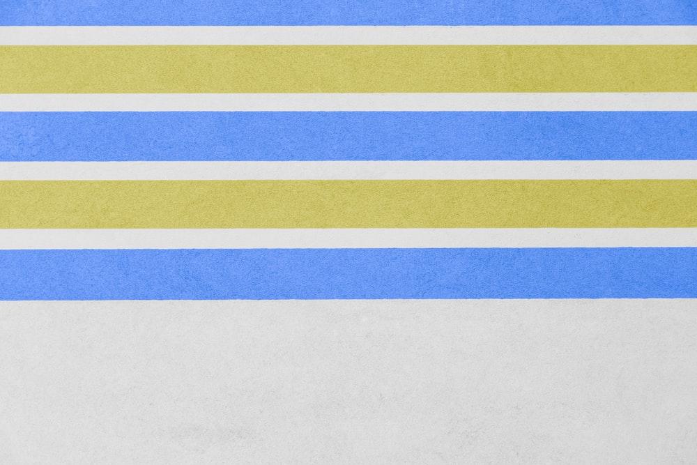 multicolored striped illustration