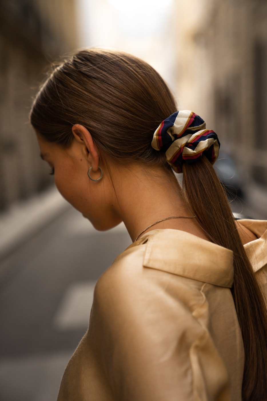 zala hairstyle says about you ponytail