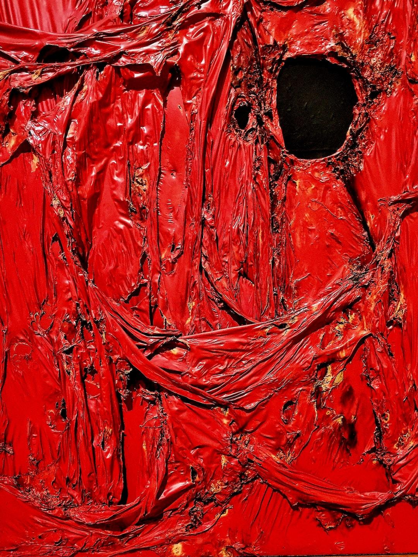 Liquefaction, contemporary art