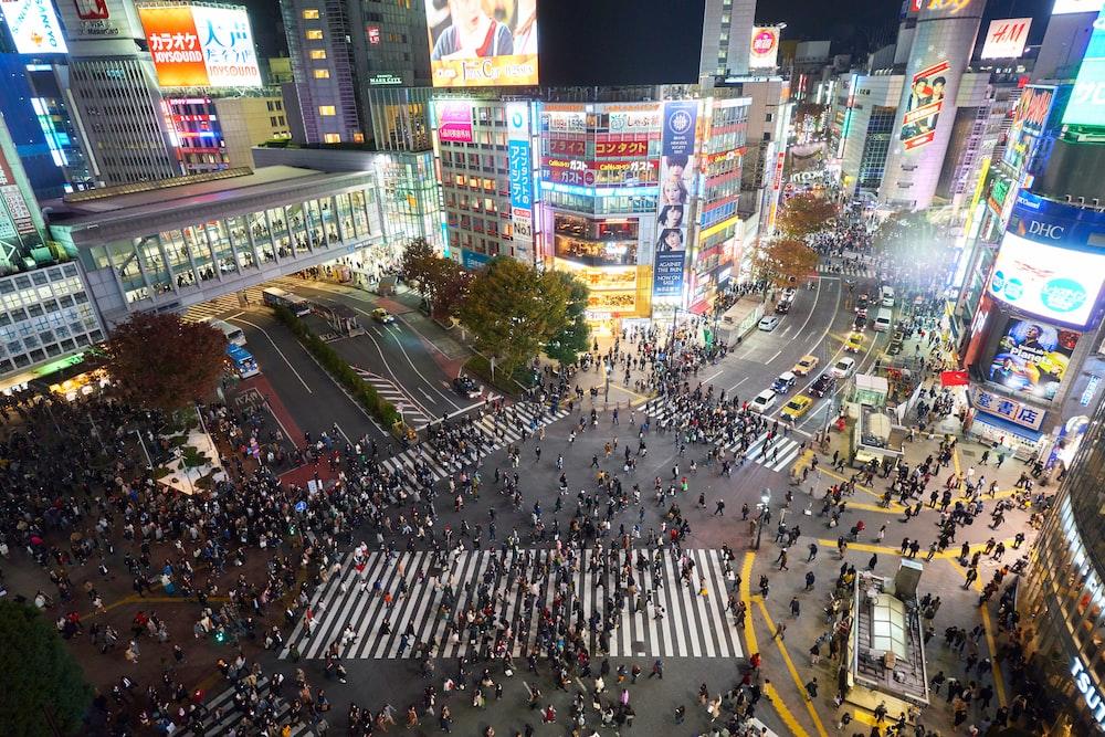 Tokyo Japan Streets