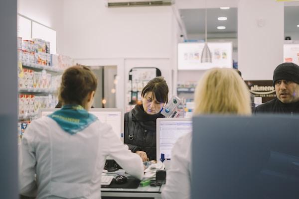 £1,800,000 refinance for a pharmacy