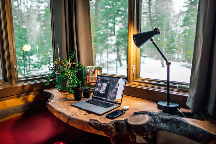 With remote working you can spare time and money