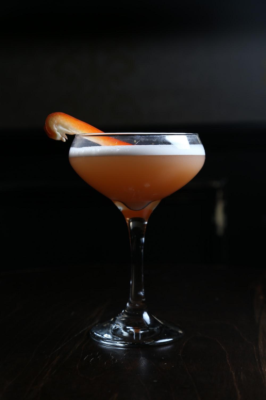 orange cocktails