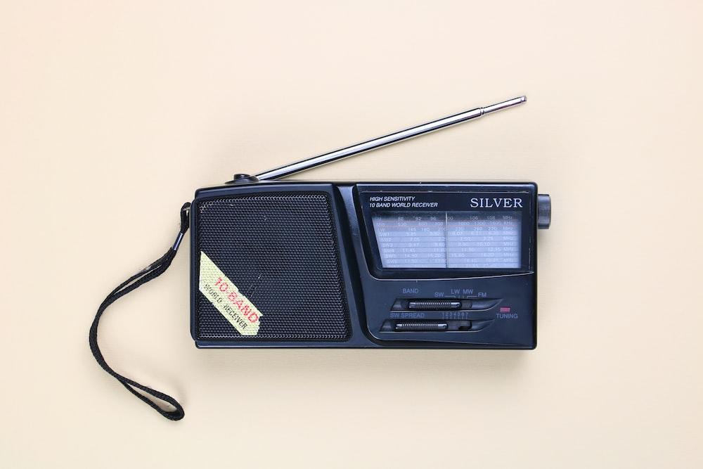 black Silver radio