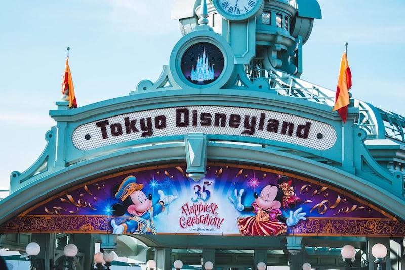 2018東京流浪之旅|迪士尼樂園初體驗|親子遊記
