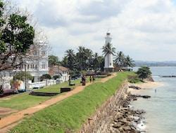 (Freitags): Tissamaharama - Galle - Colombo/Flughafen