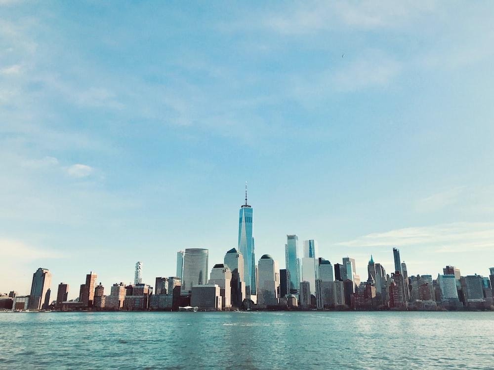 panorama city shot