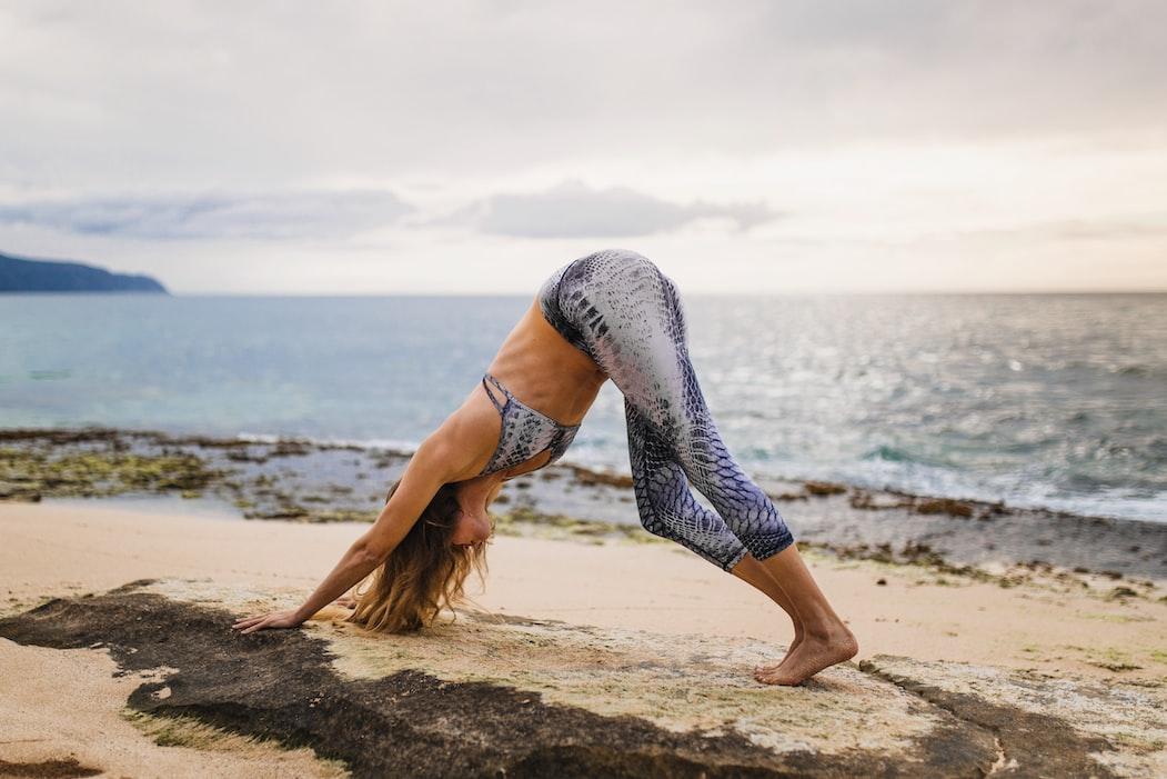 Downward-Facing Dog | Back To School Yoga for Teens