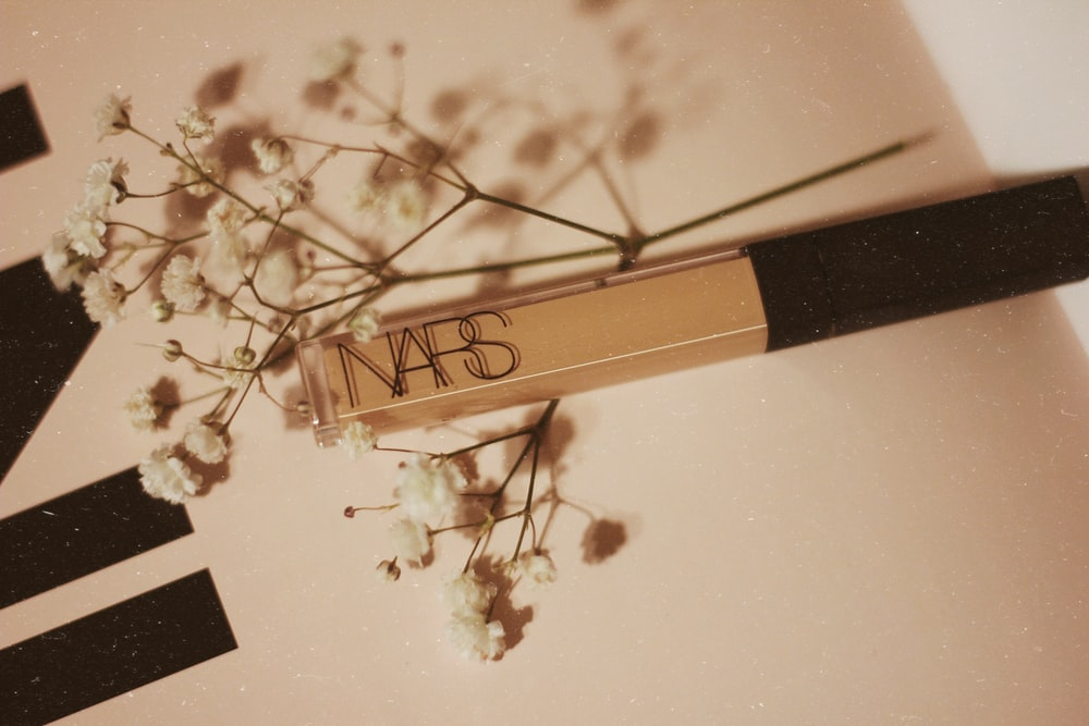 nude Nars cream bottle