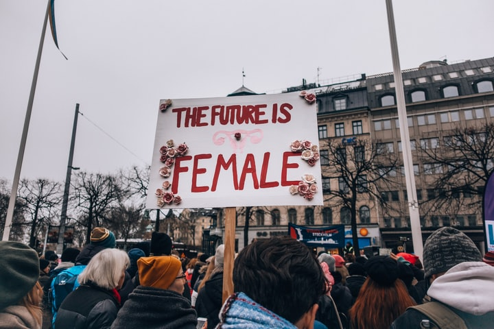 Women's Role in a Male Dominated World