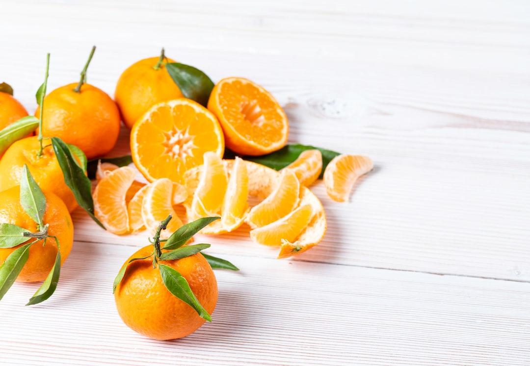 Delicious tangerines. More on: https://iStockphoto.6q33.net/k2EJx