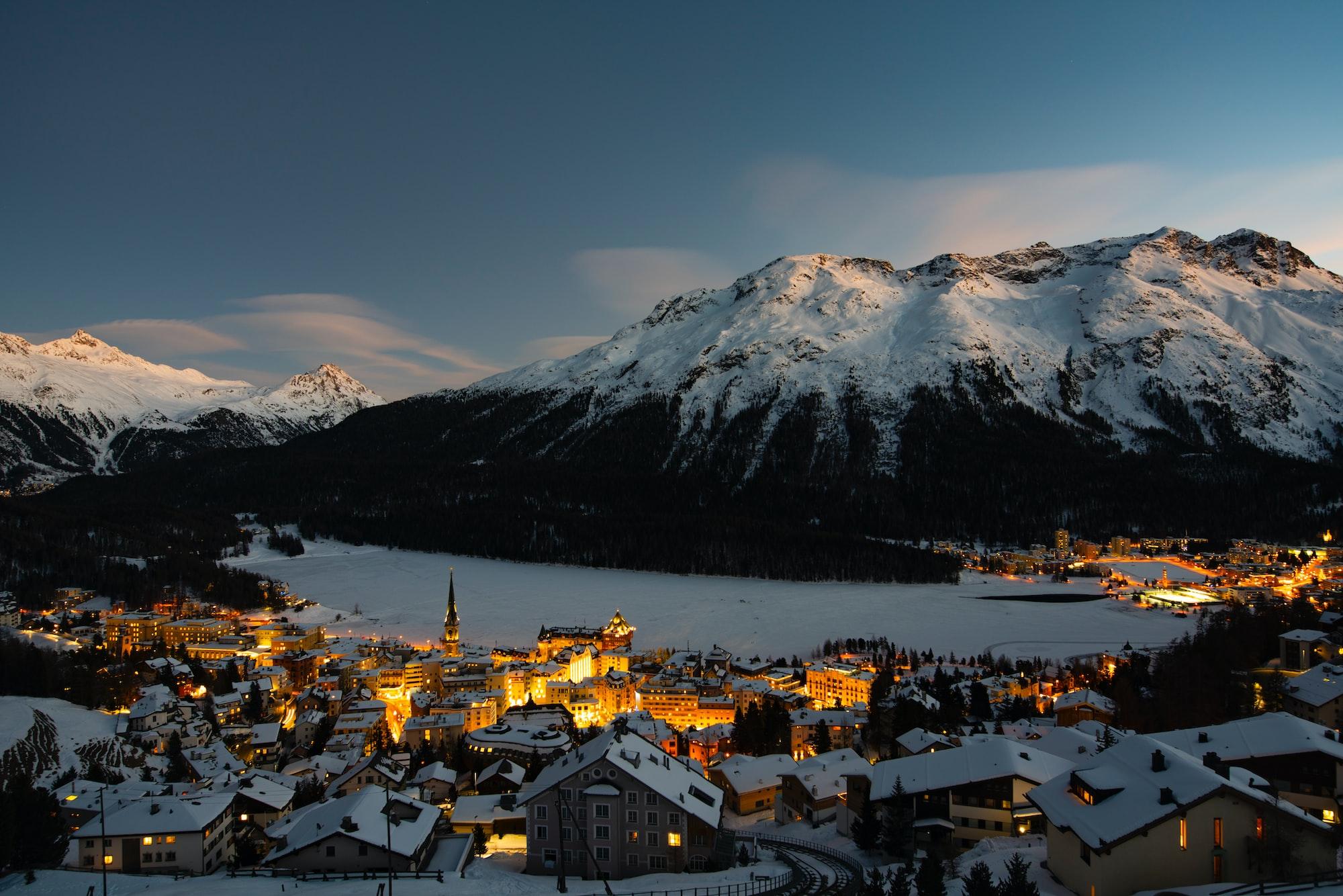 Klimadaten Graubünden