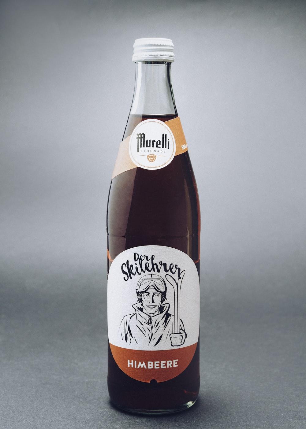 Murelli Himbeere bottle