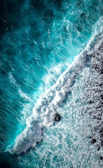 seawaves wallpaper