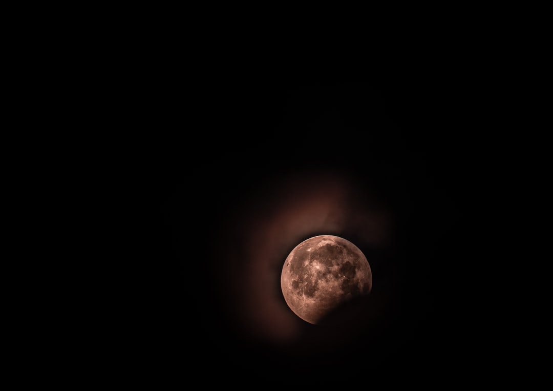 super blood wolf moon 2019