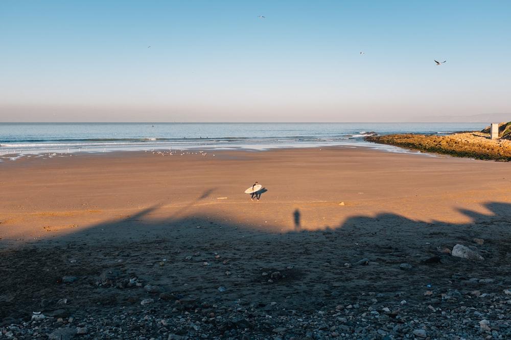 seashore sand