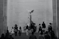 Nike of Samothrace - Louvre