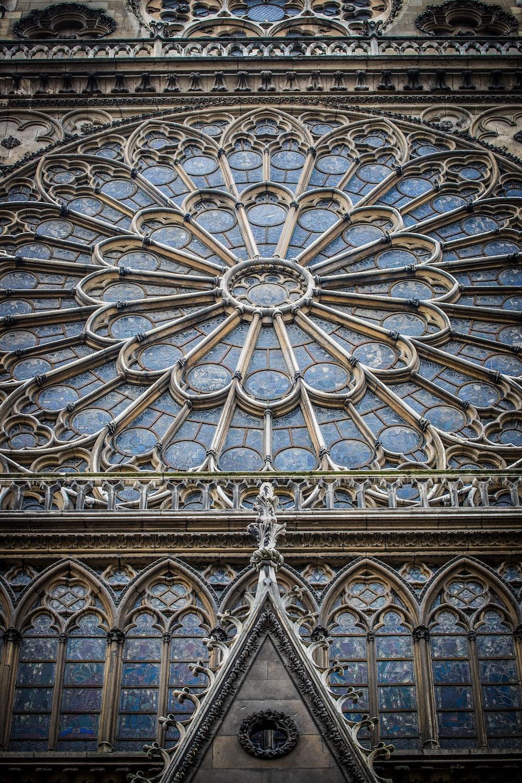 Cathedral Notre-Dame de Paris