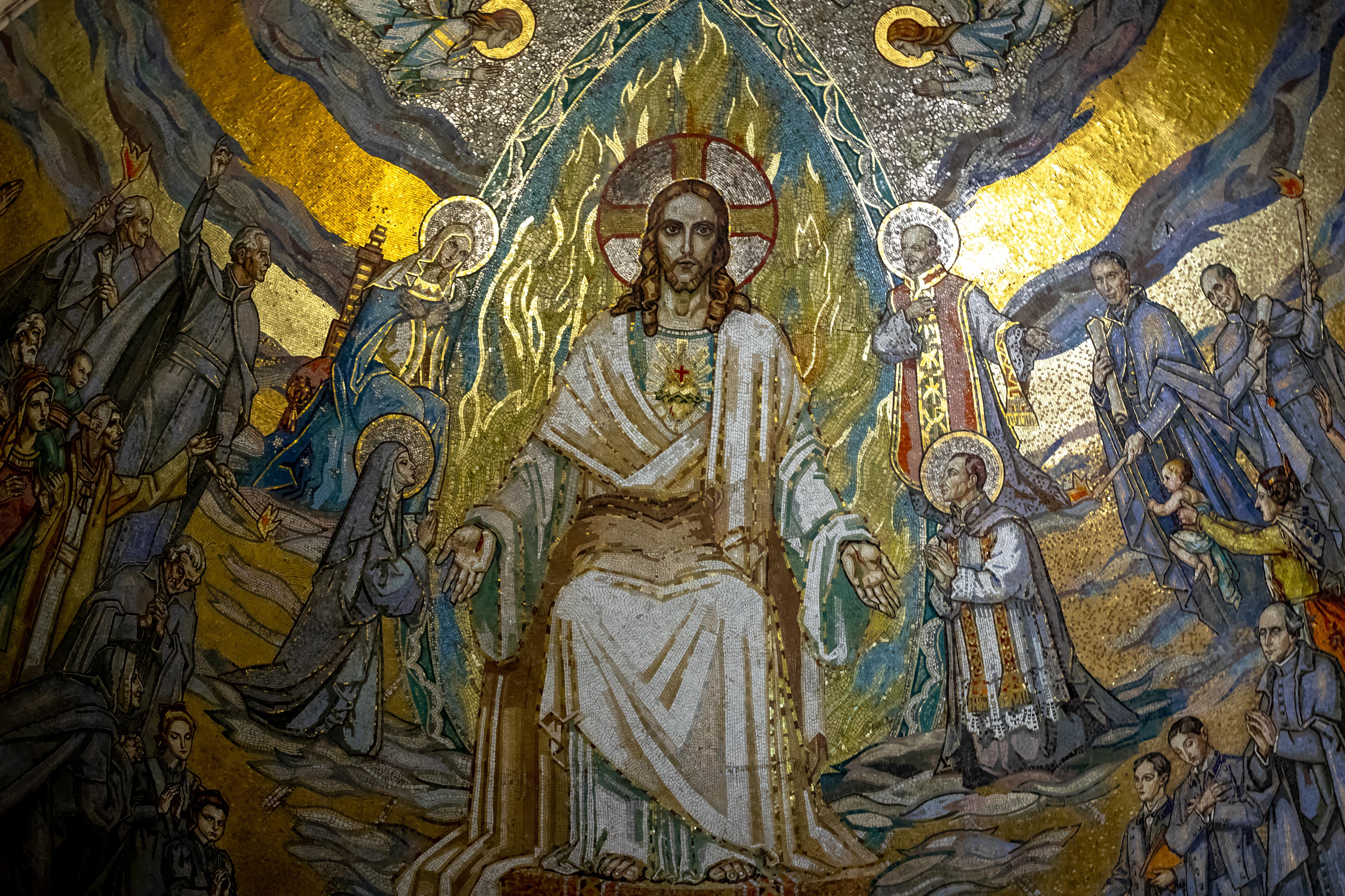 Sacred Heart of Jesus Christ