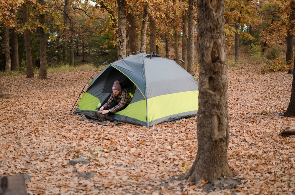 Camping Equipment For Beginners