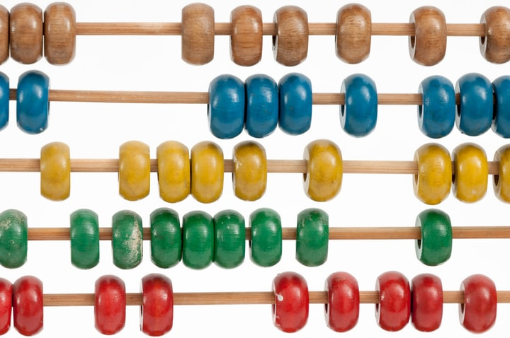 How does the abacus works?