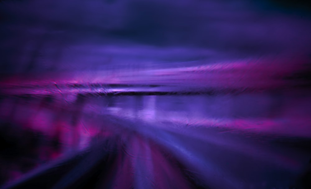 purple and black wallpaper