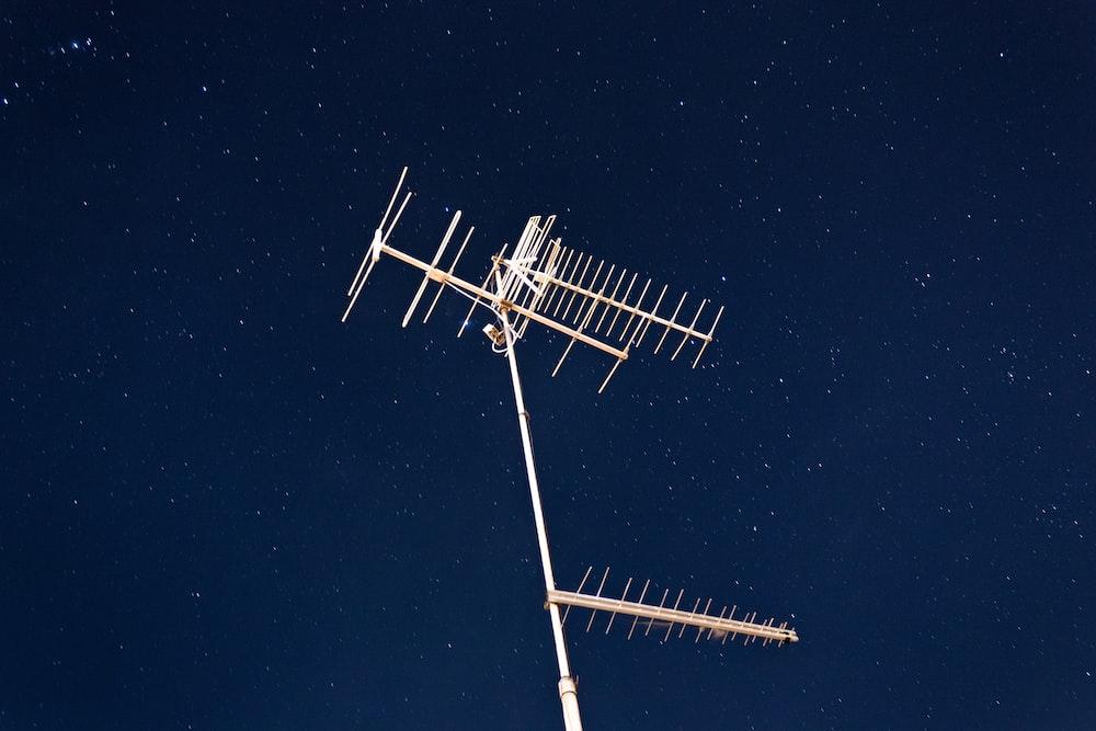 gray antenna