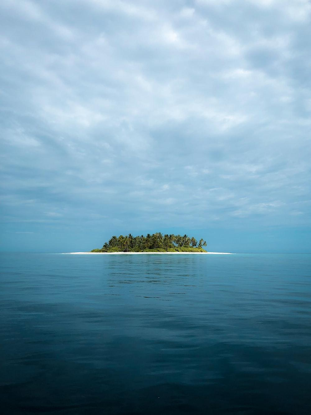 green islet