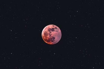 full moon moon teams background