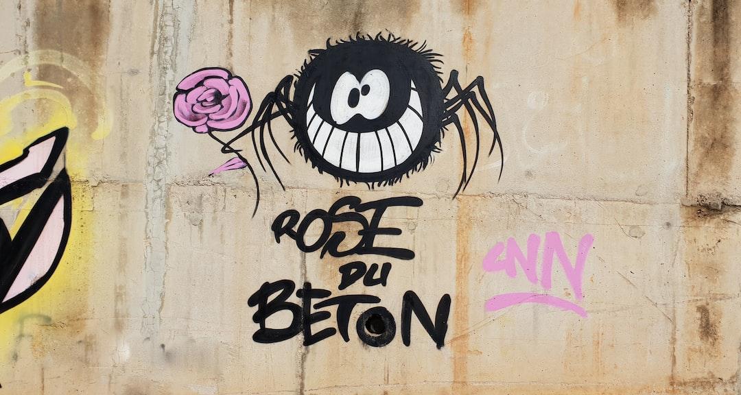 Rose du Béton