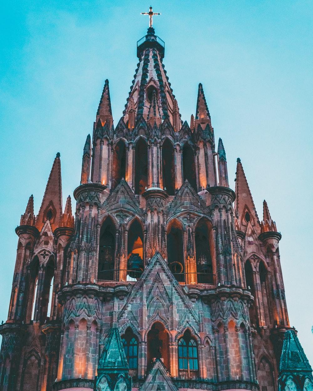 Sagrada Familia building