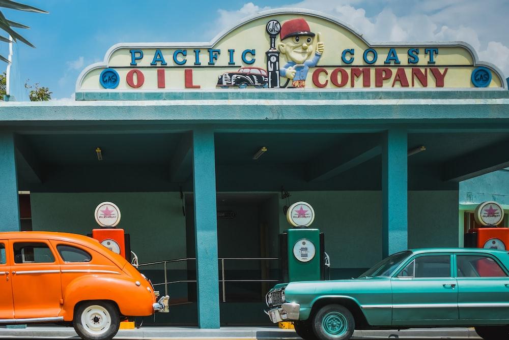 Pacific Coast Oil Company store