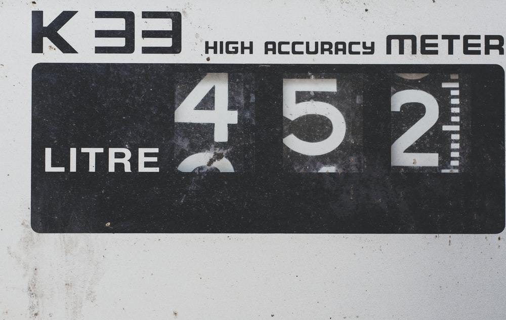 K33 high accuracy meter reading 452