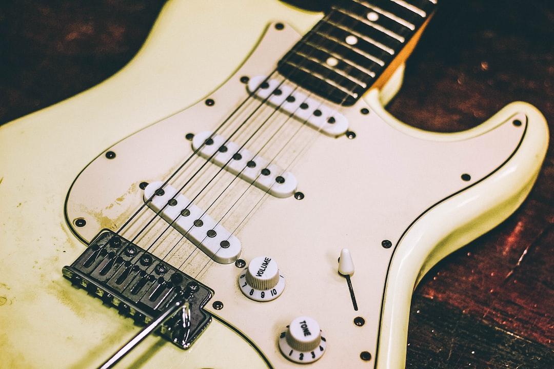 Guitar and Light