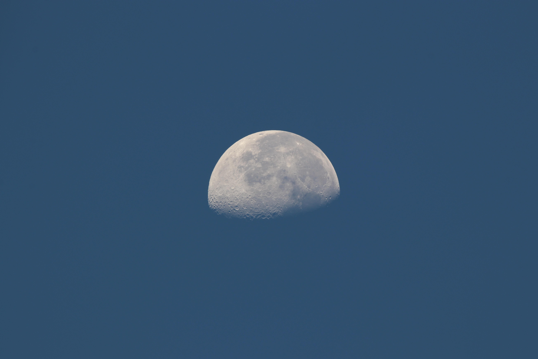 half moon view