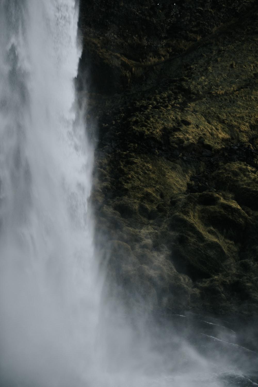 waterfall photography