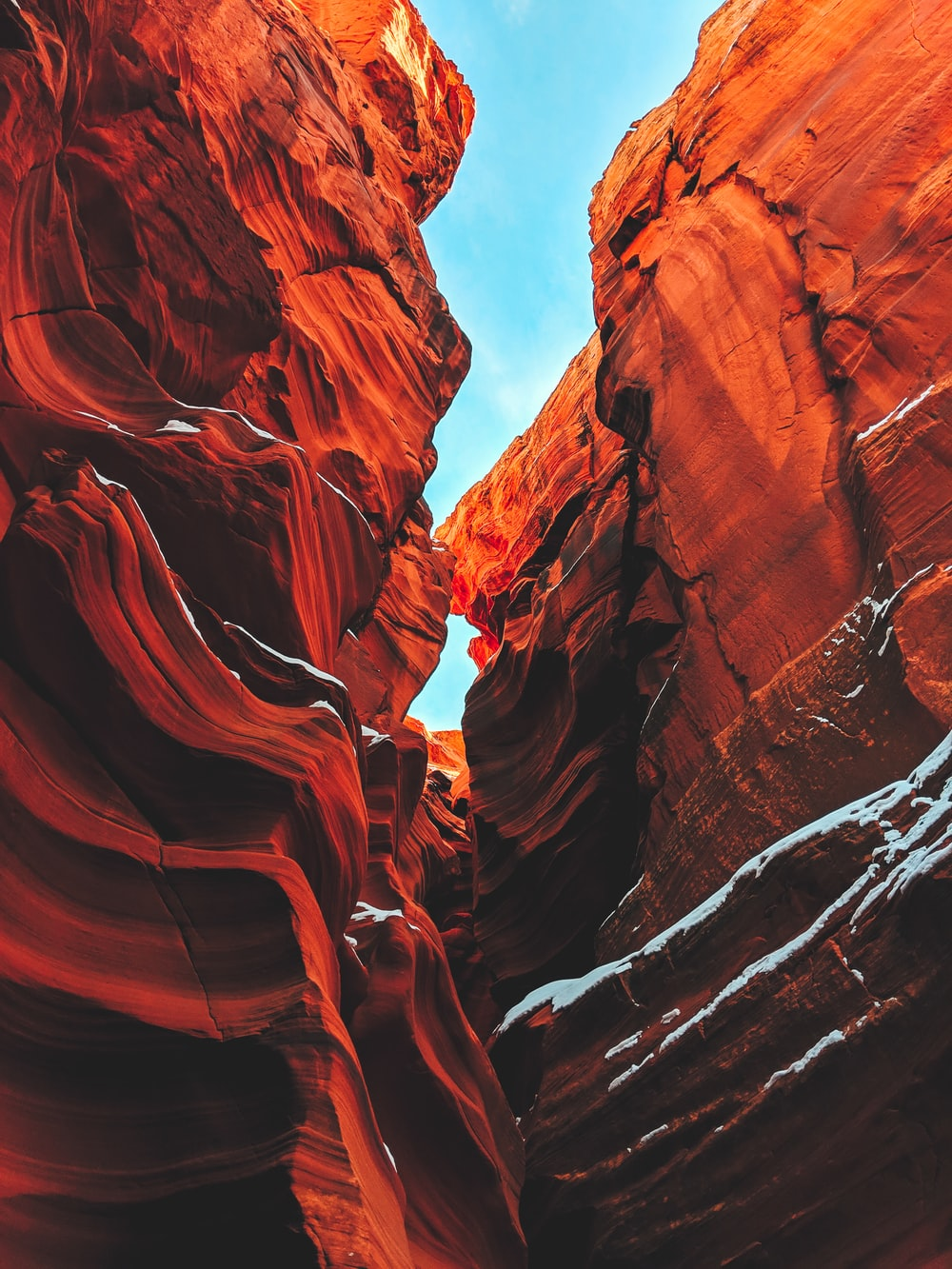 Arizona Grand Canyon under blue sky during daytime