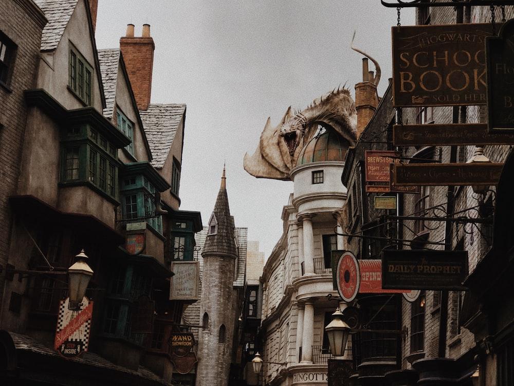 Saga de Harry Potter