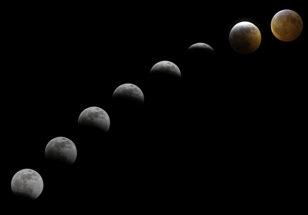 500+ Moon Phases Pictures [HD] | Download Free Images on Unsplash