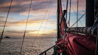 Even Pirates Enjoy Sunsets