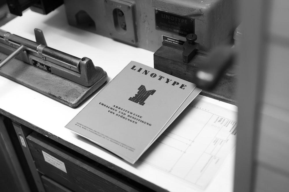 Linotype book