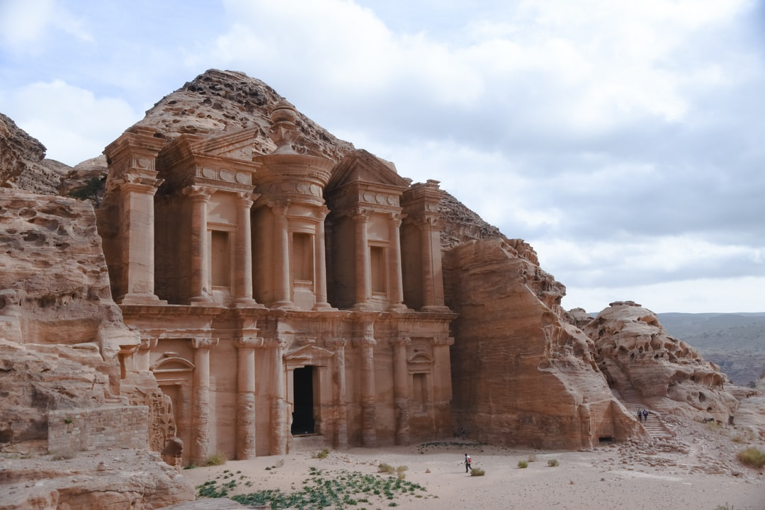 Guía de viaje por Jordania